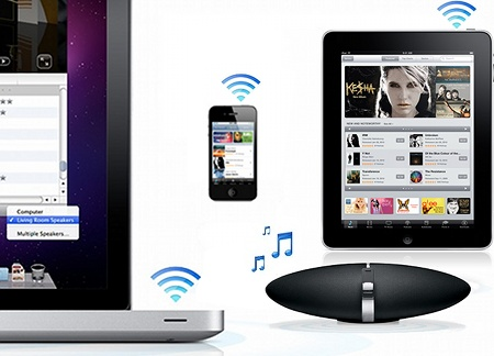Airplay system