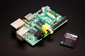 RaspberryPi chip