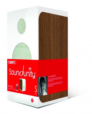 EMTEC Sound Unity speaker - small package