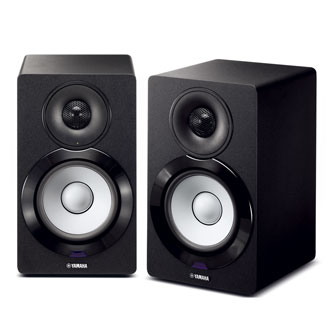 NX-500 powered speakers