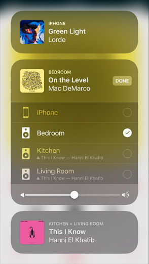 AirPlay - MusicMultiroom